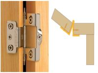 inset concealed hinges cabinet doors cabinets from How To ...