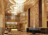 Luxury lighting design lobby | 3d renderings | Pinterest ...