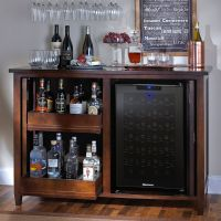 Mini Bar Furniture With Fridge | www.pixshark.com - Images ...
