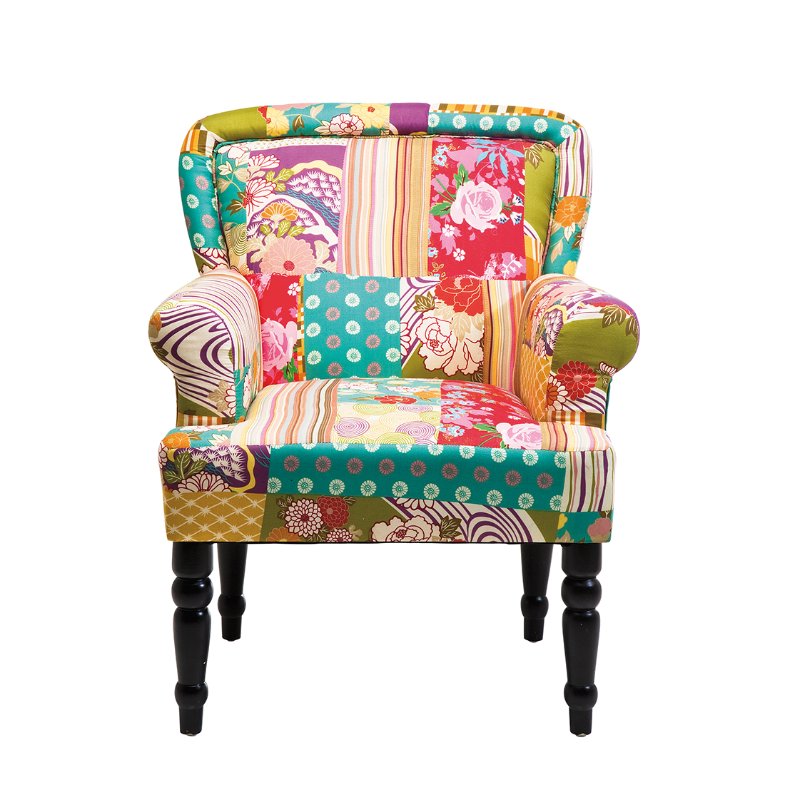 Patchwork Ohrensessel Patchwork Sessel Stunning Chairs Pinterest