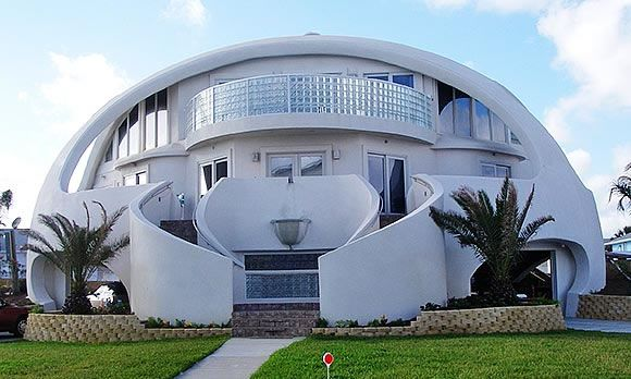 22 Dome House Florida, United States - Online Architecture Gallery - design homes online