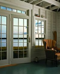 Andersen 400 Series Frenchwood hinged patio door ...