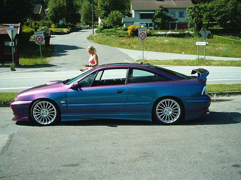 Opel Calibra Interieur Opel Calibra Tuning 1 Tuning Calibra Pinterest Cars