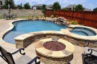 Dallas Texas Swimming Pools and Spas Photos   Inground ...