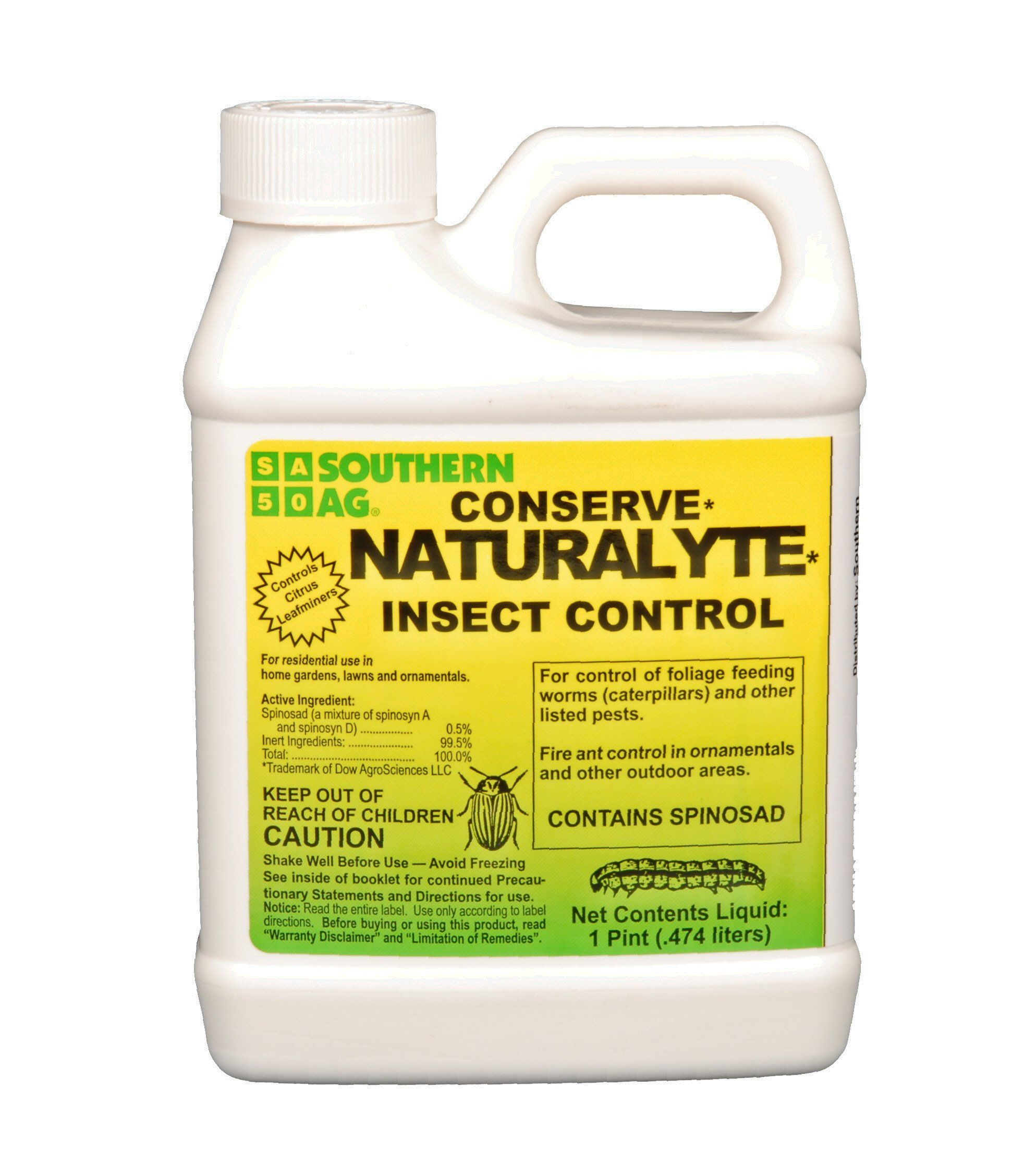 Natural Ant Killer For Yard Southern Ag Conserve Naturalyte Insect Control Main