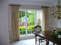 short side panel curtain rods | short curtain rods ...