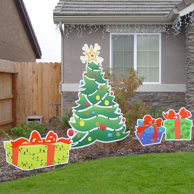 Christmas Yard Art Christmas Decor Pinterest Christmas yard - christmas lawn decorations