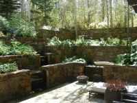 natural home designs | , Sweet Terrace Garden Design ...