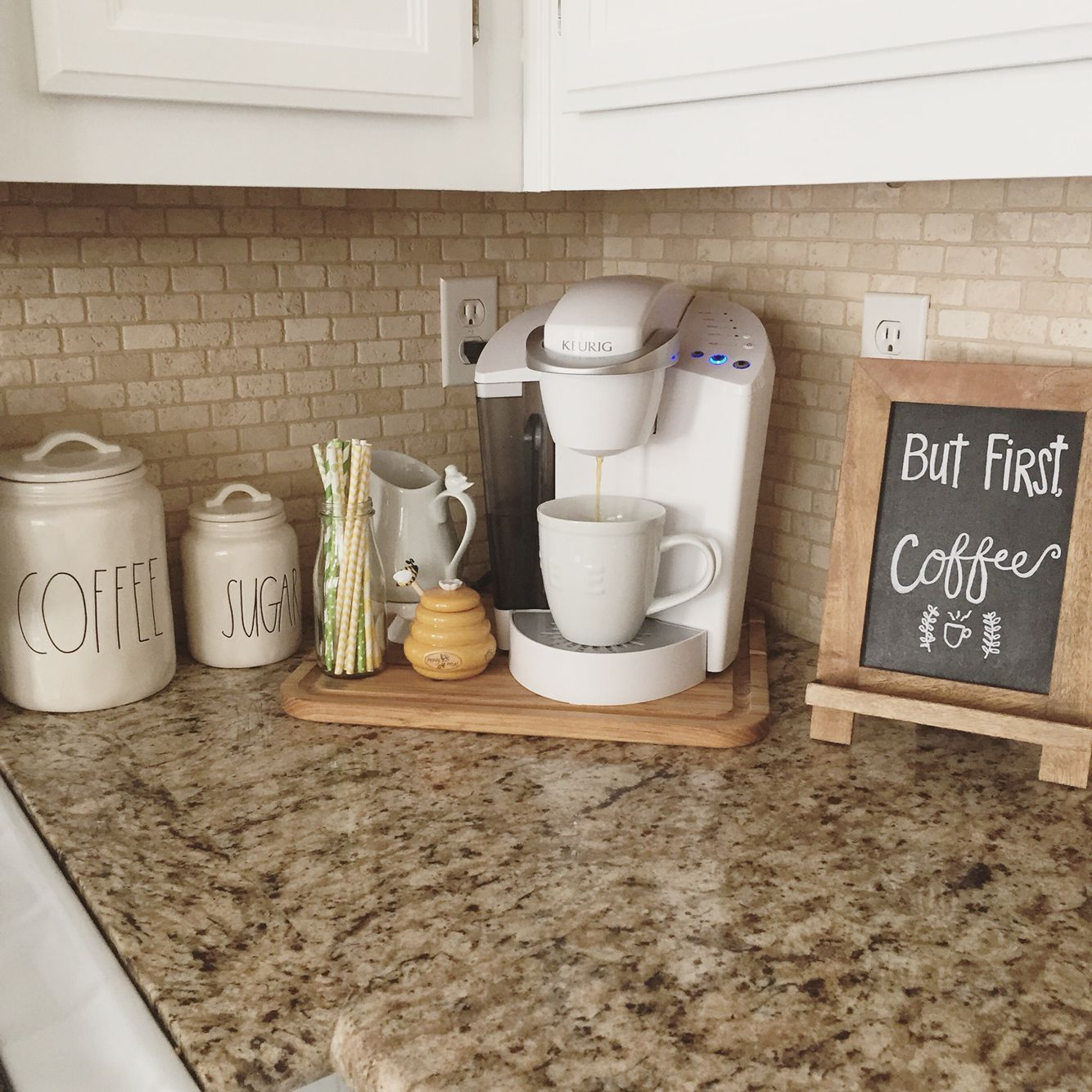 Kitchen Countertops Design Pinterest Addicted To Coffee Check Out These 25 Ways To Make It The