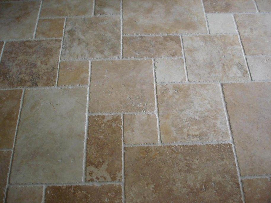 travertine floor ideas Travertine Tile Patterns Design - kitchen floor tiles ideas