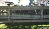 brick-fence-with-decorative-concrete-blocks | florida ...