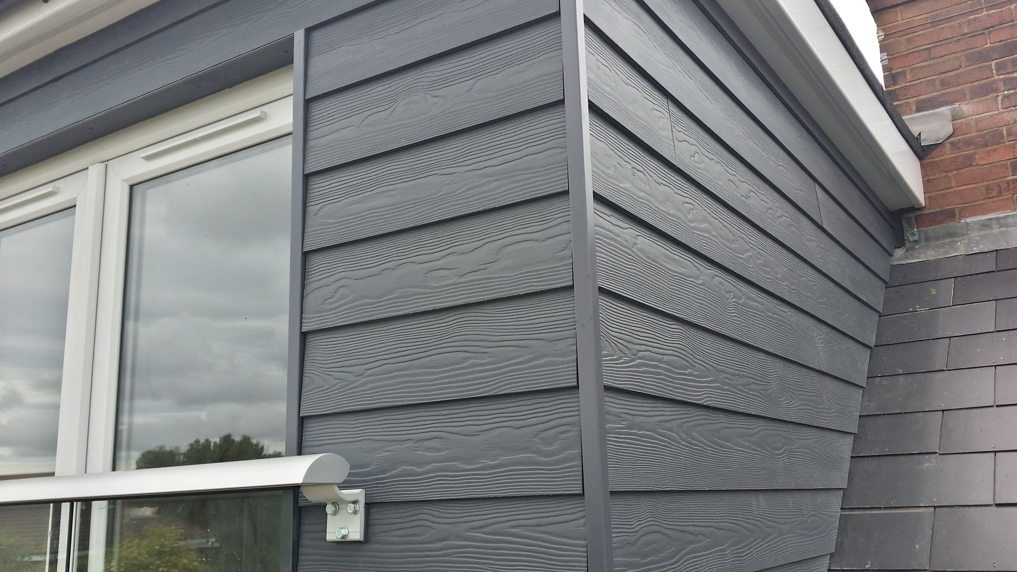 Eternit Fassade Renovieren Fibre Cement Cedral Weatherboard External Cladding Is The
