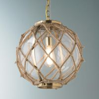 Framed Crystal Glam Square Ceiling Light