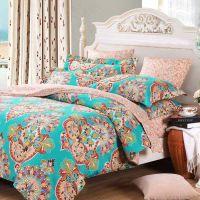 Bohemian Tribal Print Retro Chic 100% Cotton Bedding Sets ...
