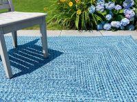 Blue Indoor Outdoor Rug | Indoor and Outdoor Rugs ...