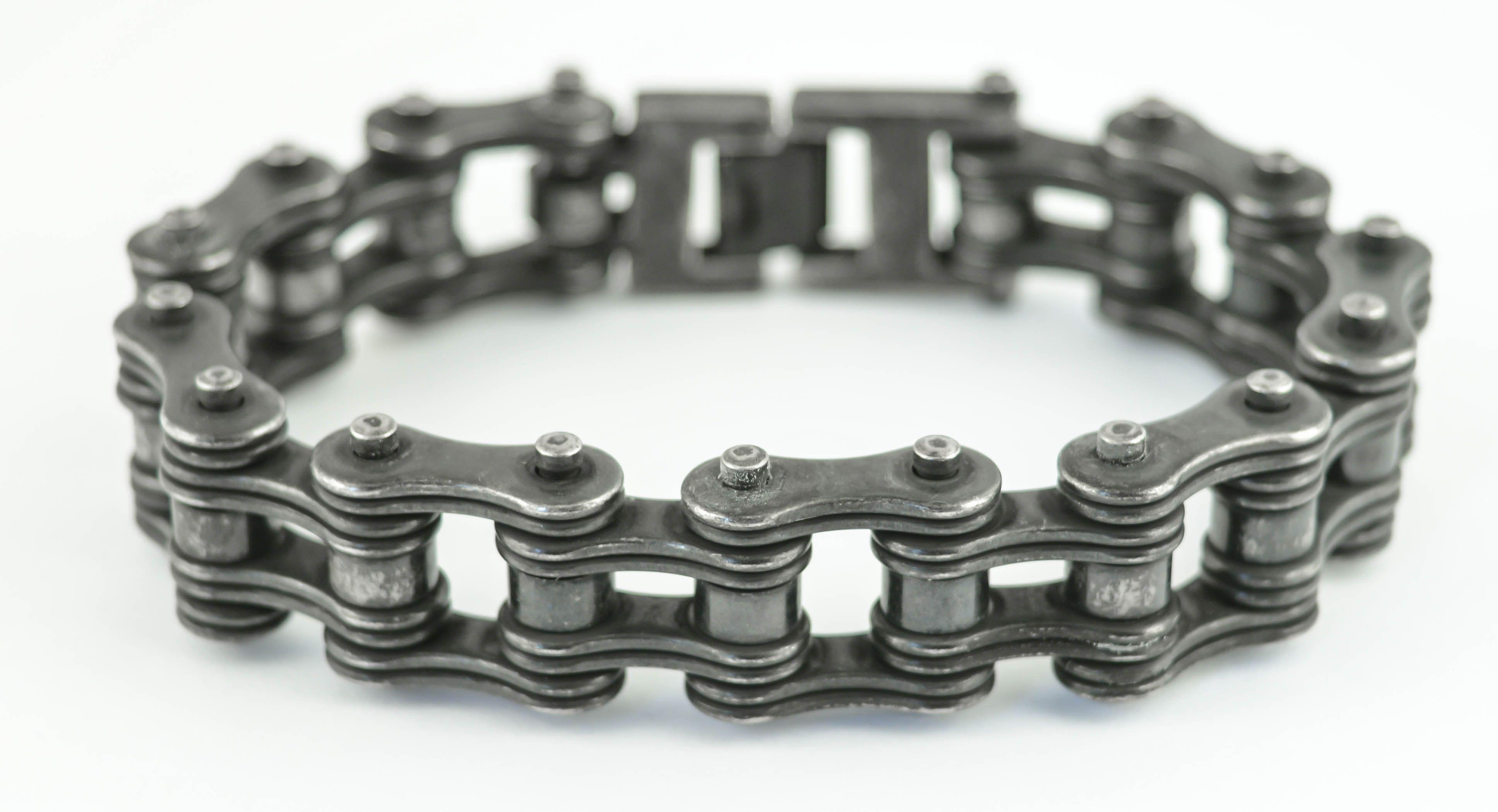 Motorcycle skull bike biker jewelry bracelets earrings rings and pendants made from stainless steeel