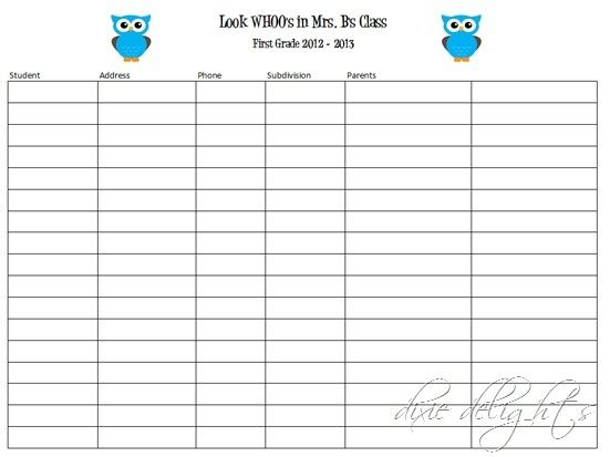Classroom Sign Out Sheet Infinite Campus Mobile Portal On The App - printable sign up sheet template