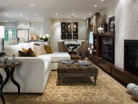 Top 12 Living Rooms by Candice Olson | Room decorating ...
