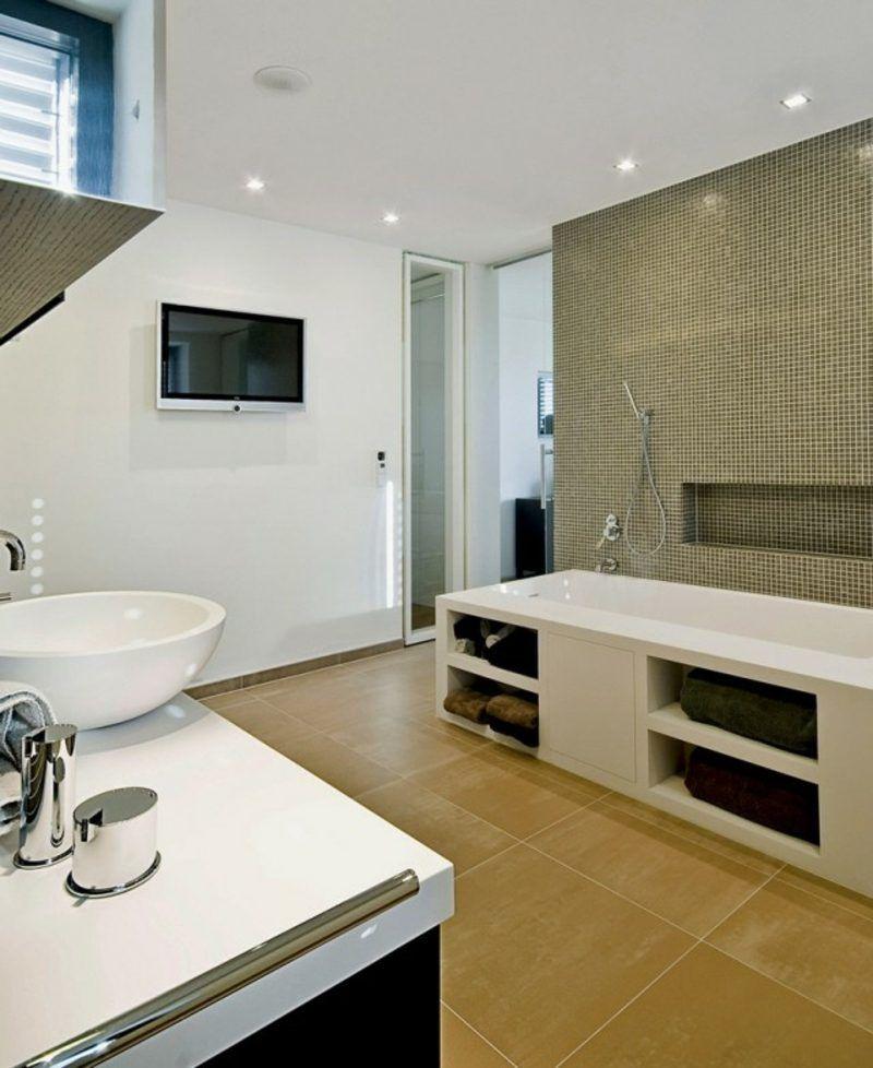 Luxus Badezimmer u2013 49 inspirierende Einrichtungsideen Luxus - badezimmer farbgestaltung