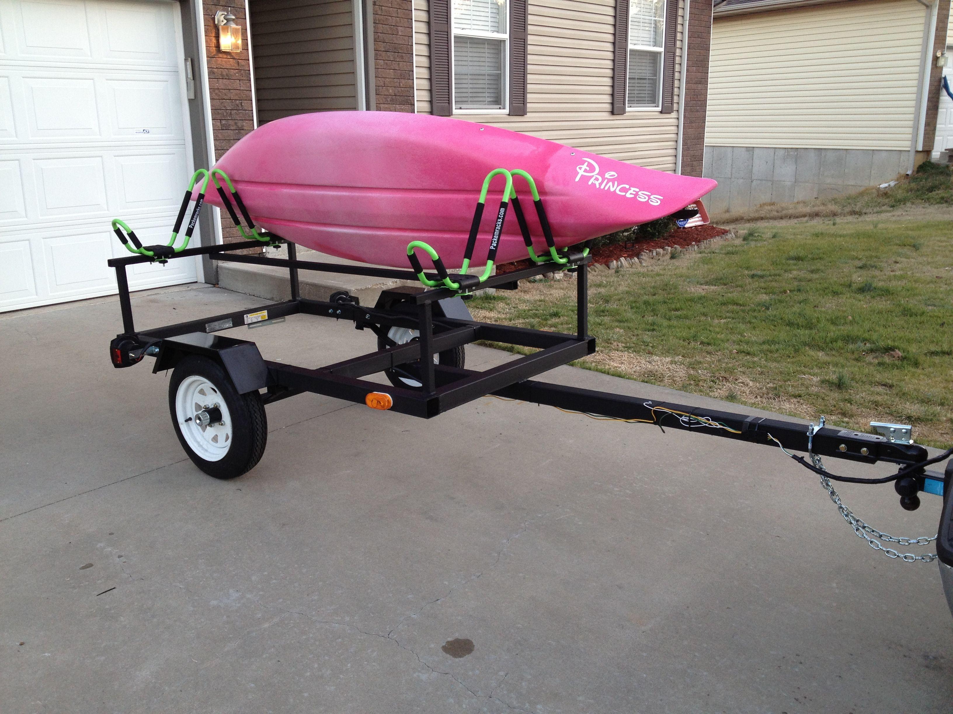 Kayak Trailer Related Keywords Kayak Trailer Long Tail