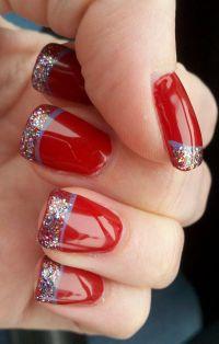 Christmas Nail Art Design Ideas   Nails   Pinterest ...