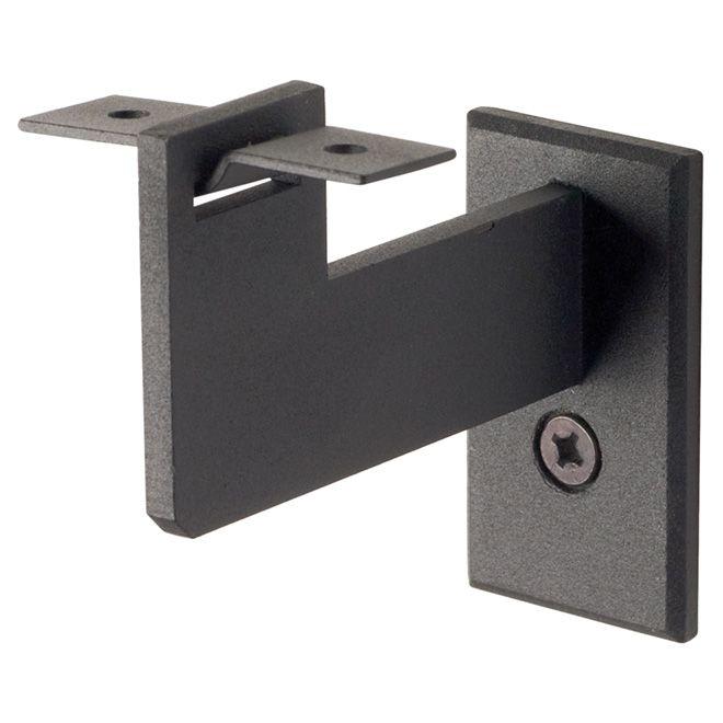 Steel Handrail Bracket Black Maison E Pinterest