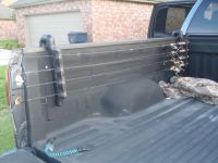DIY Truck Bed Fishing Rod Holder | Step-by-step ...