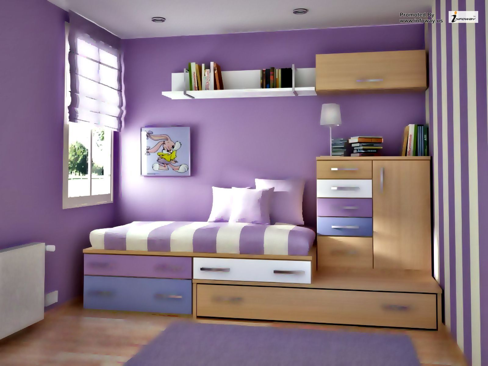 Floating Bedroom Extraordinary Wooden Custom Single Beds With Drawers And