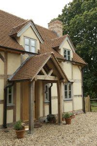 Border Oak - Open Porch | Hallway/Entryway ideas ...