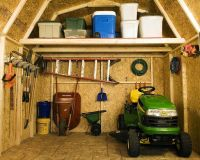 Traditional Garage And Shed by Backyard Buildings - shed ...