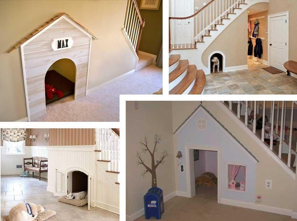 under stairs indoor dog house ideas House Ideas Pinterest - dog bedroom ideas