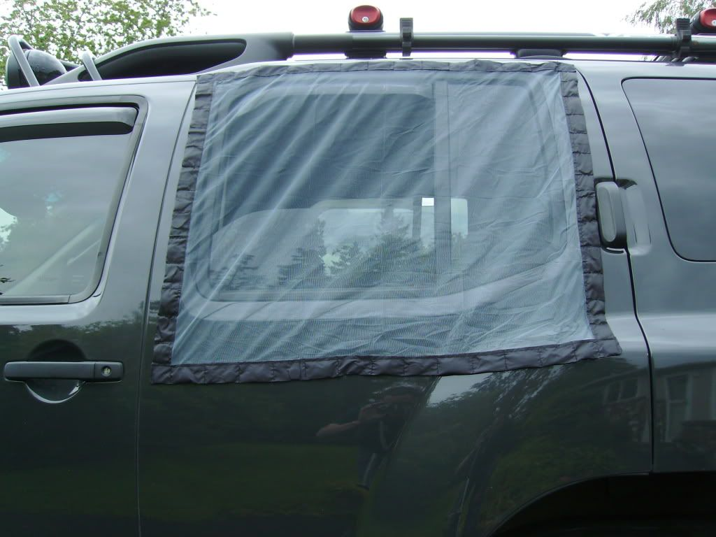 Diy Mosquito Net For Windows Magna Screen For Suv Tents Travel Pinterest Camping