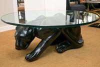 Black panther coffee table | Furniture | Pinterest | Black ...