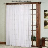 Average Curtain Size For Patio Doors | Curtain Menzilperde.Net