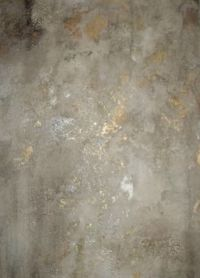 Crackled plaster over gold foil | Faux Finishes by More ...