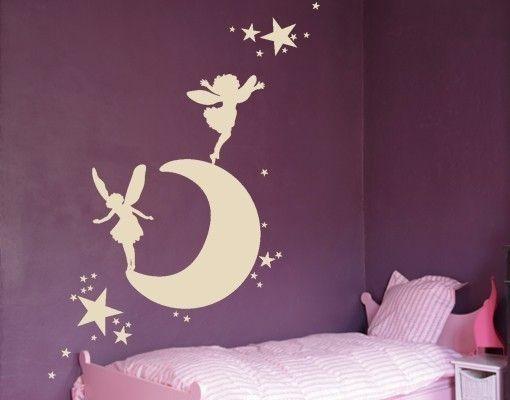 Wandtattoo Mond mit Elfen Babies, Kids rooms and Room - wandsticker babyzimmer nice ideas