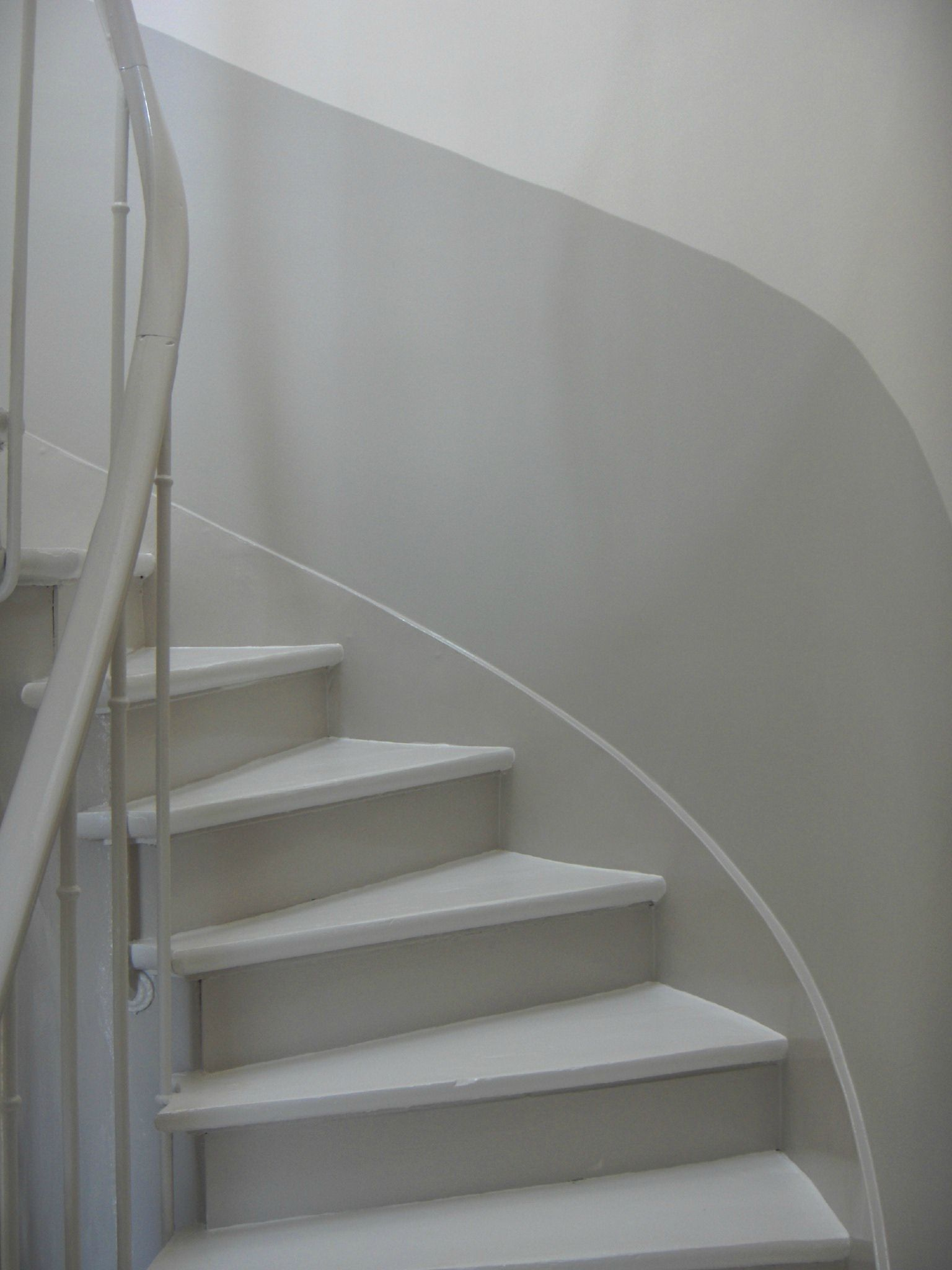 Escaliers Peints Photos Travaux Juillet 086 Cage D 39escalier Pinterest