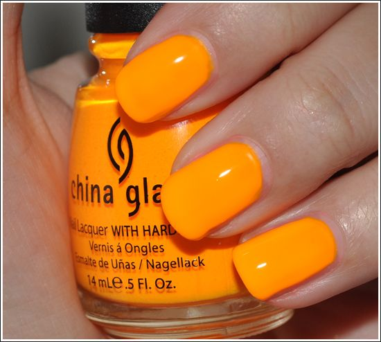 China Glaze Poolside Collection Review Photos Swatches