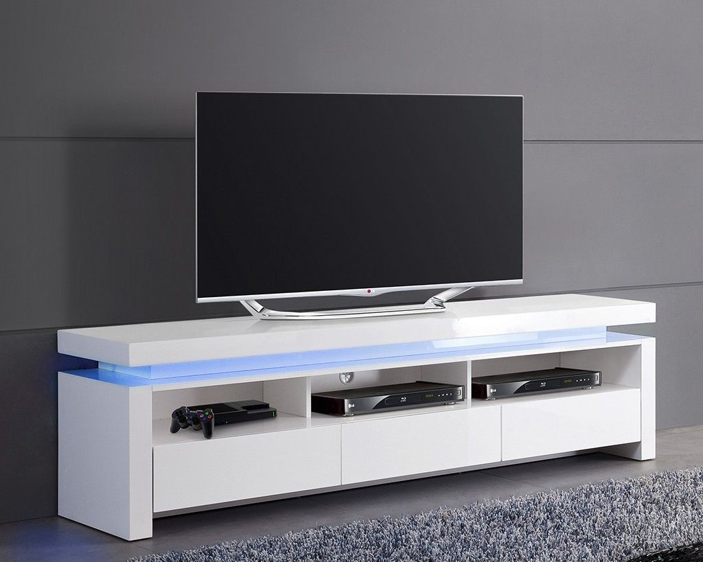 But Meuble Tv Blanc Laqué Meuble Tele But Blanc Maison Design Wiblia