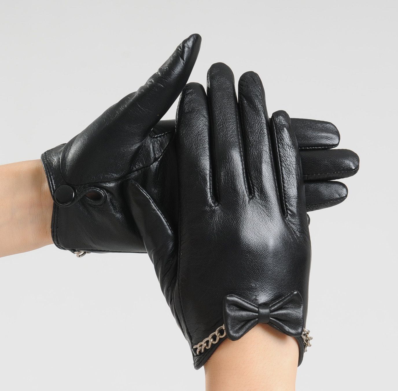Leather gloves women yahoo image search results