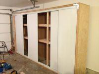 DIY Garage Storage - Heavy Duty Storage. Building garage ...