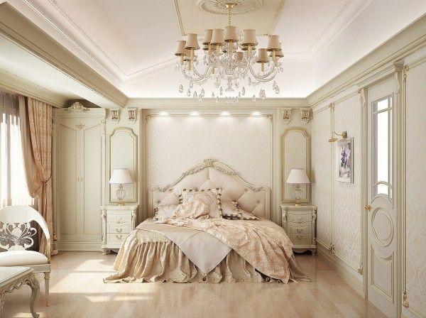15 Exquisite French Bedroom Designs Architecture design - elegant bedroom ideas