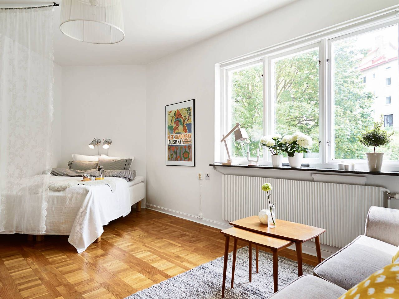 Hochbett Studentenzimmer Studio Apartment Small Apartments Pinterest