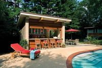 Exterior Remodeling , The Best Outdoor Pool Bar Ideas ...