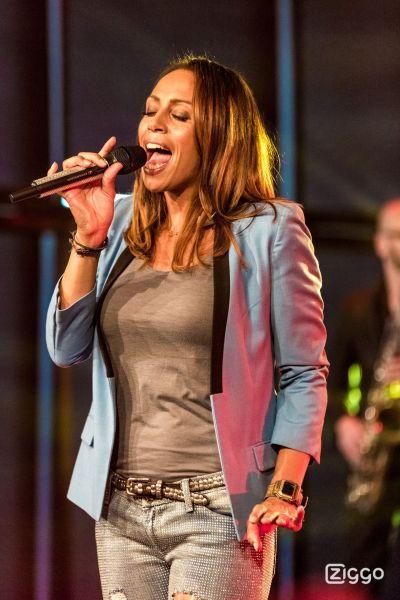 Glennis Grace - Mini concert Ladies of Soul Club Ziggo | Ziggo♥Soul | Pinterest | Female singers