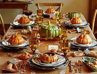 Thanksgiving Dinnerware Sets & Fall Dinnerware Sets ...