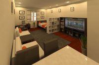 300 Sq FT Apartment Design