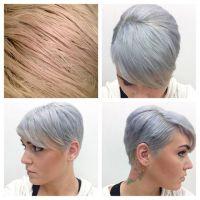 Kenra Color Silver Metallics on Pinterest | Silver Hair ...