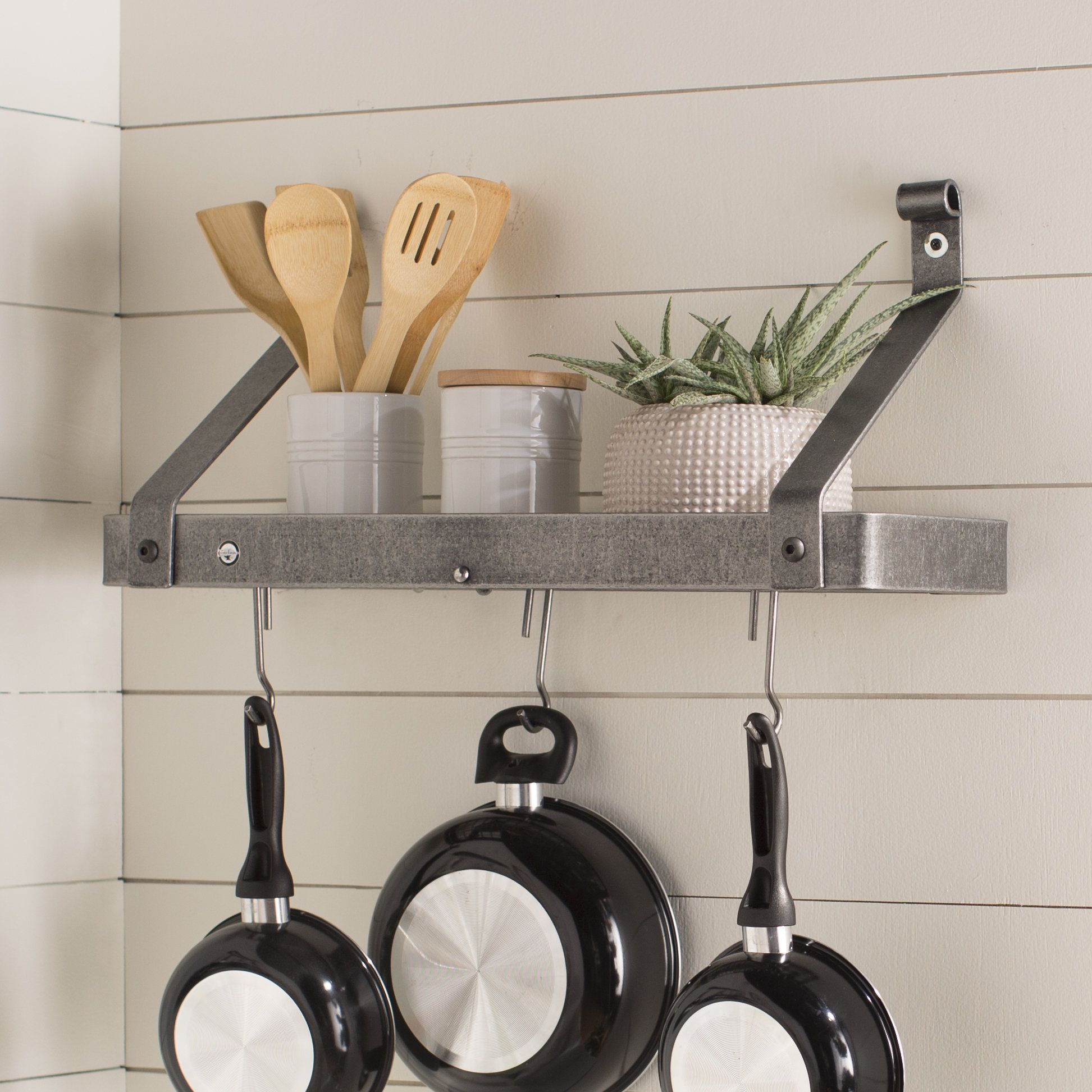 Ikea Pot Hanger Usa Handcrafted Gourmet Wall Mounted Pot Rack Products