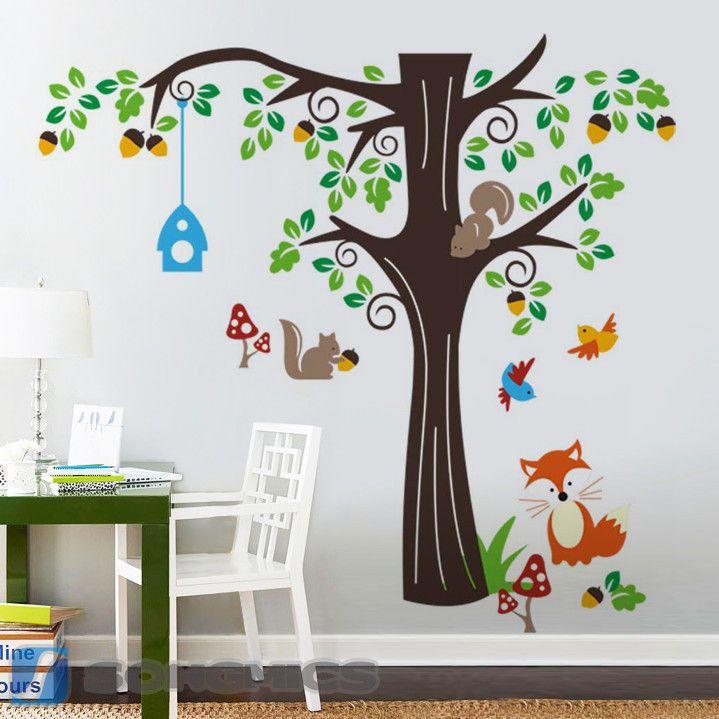 Wandsticker-babyzimmer-nice-ideas-86 169 best kinderzimmer-ideen - wandsticker babyzimmer nice ideas